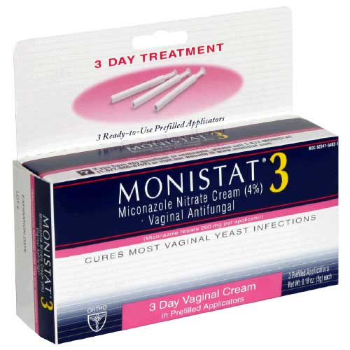 Commit Treatment vaginal yeast infections